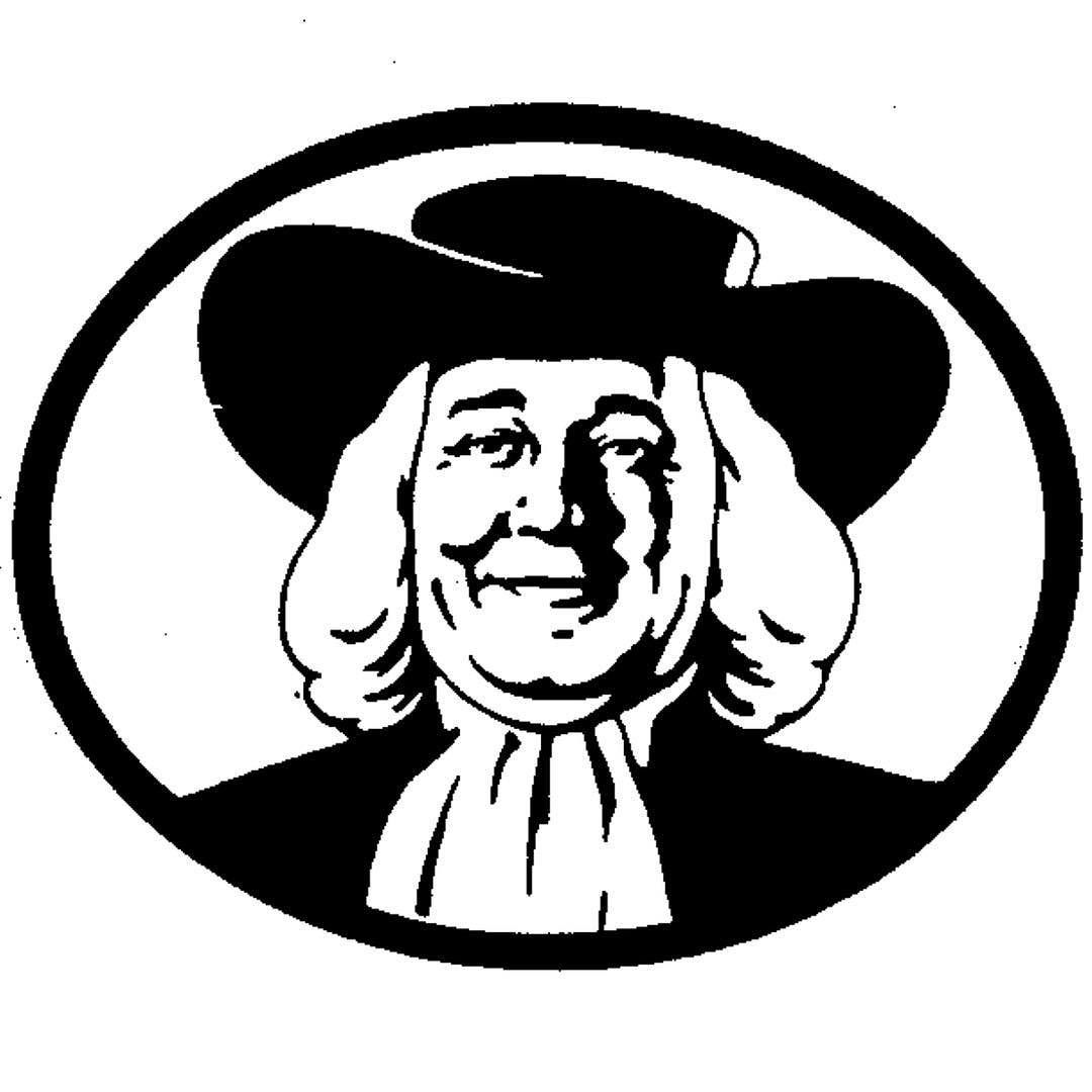 Quaker Oats logo registered as trademark on this day in 1937.