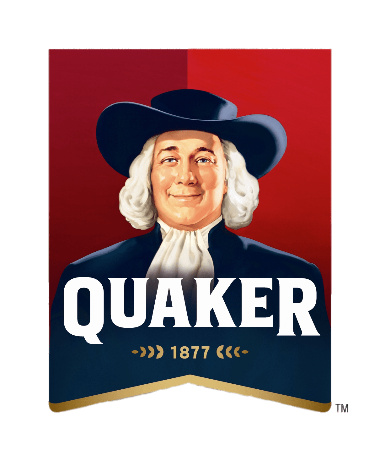 Quaker Logo transparent PNG.