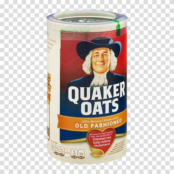 Old Fashioned Breakfast cereal Quaker Oats Company Oatmeal.