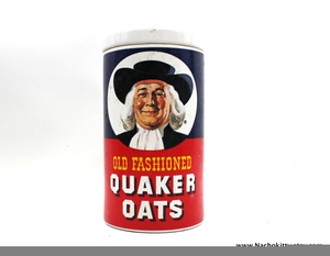 Oatmeal Container Clipart.