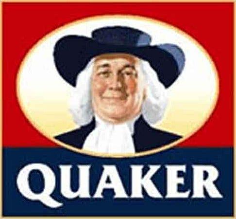 Here\'s The Evolution Of The Quaker Man Logo.