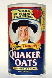 Quaker Oats Company.