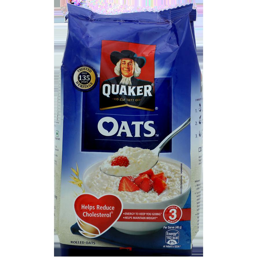 Quaker Oats, 200 g Pouch.