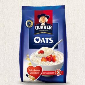 Quaker Oats, 1.5kg Pack.