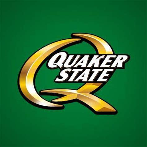 Quaker state Logos.