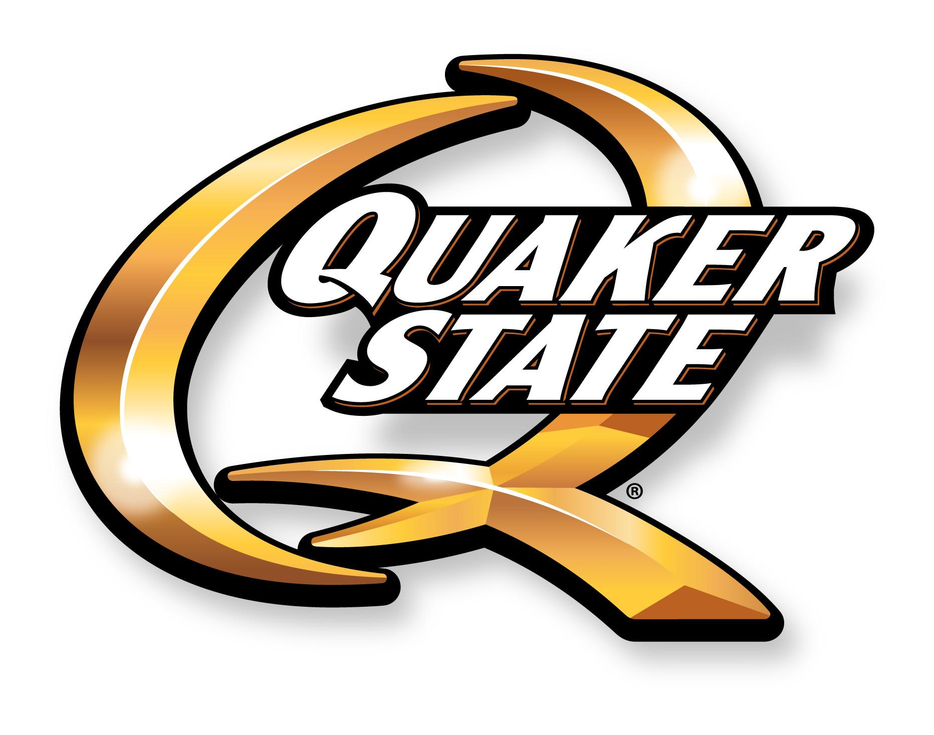 Quaker State Logo.