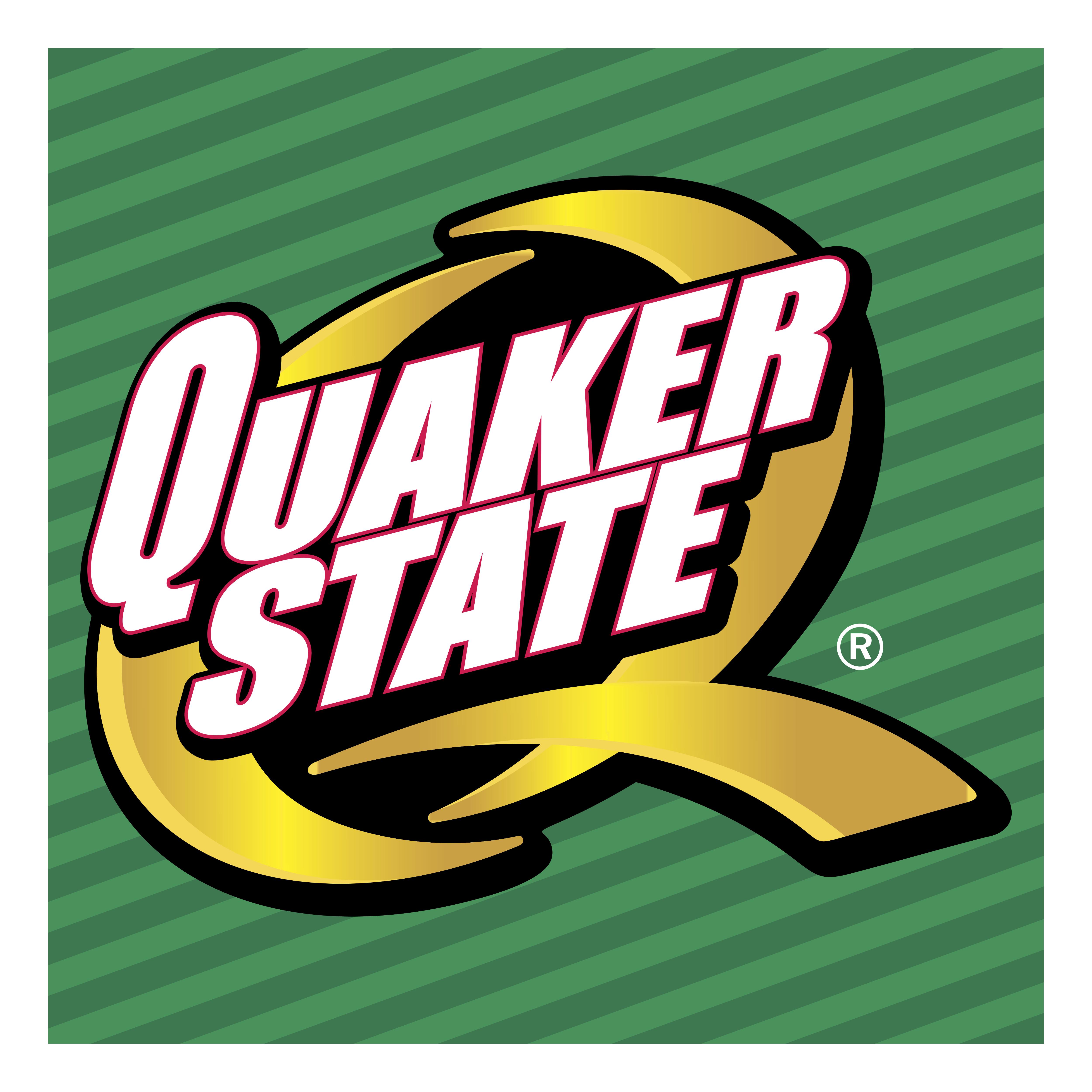 Quaker State.