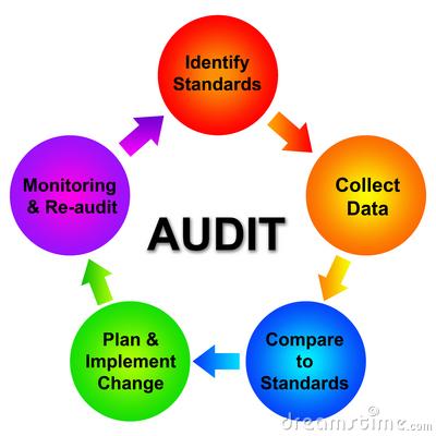 Quality Audit Clip Art.