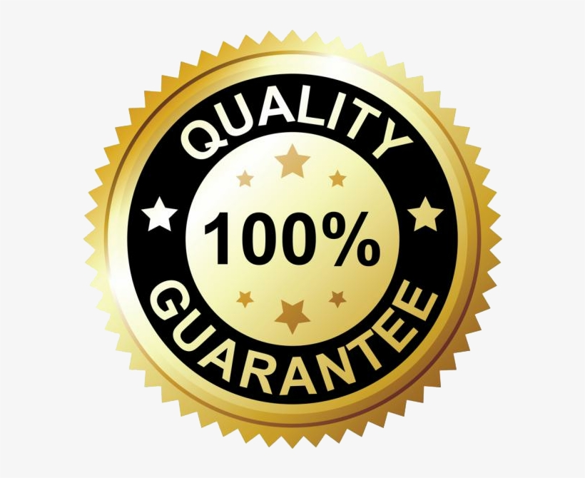 Quality Guaranteed Png Download Image.