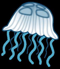 Jellyfish Vetor, Imagens em vetor gratuitas.
