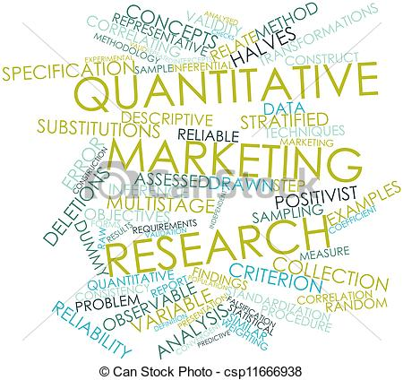 Quantitative marketing research.