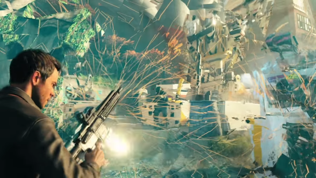 Quantum Break: review.