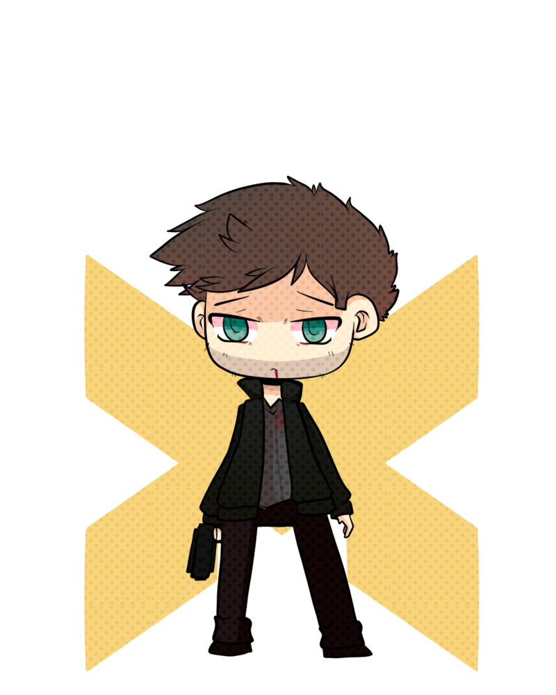 Quantum Break: Liam Burke by xChibixx on DeviantArt.