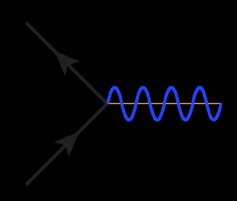 Photon arrow clipart.
