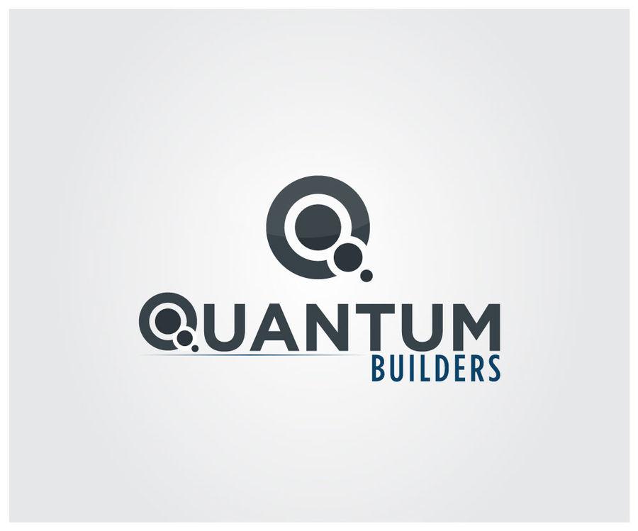 Entry #140 by vasked71 for Logo design for Quantum Builders.