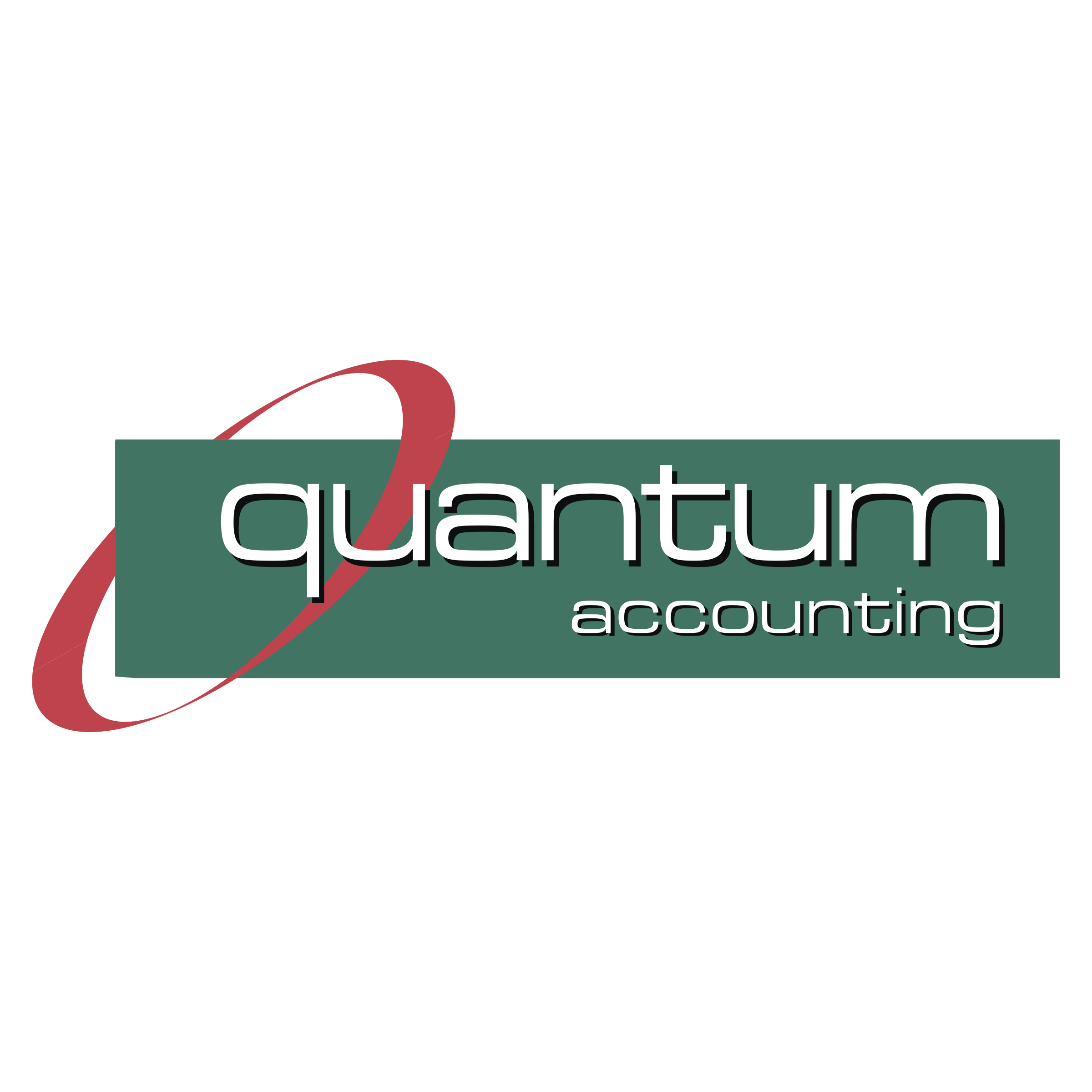 Quantum Accounting Logo PNG Transparent & SVG Vector.