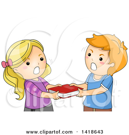 Quarrel clipart - Clipground