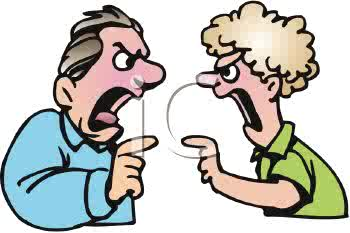 Quarrel 20clipart.