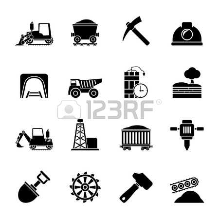 82 Quarrying Stock Vector Illustration And Royalty Free Quarrying.