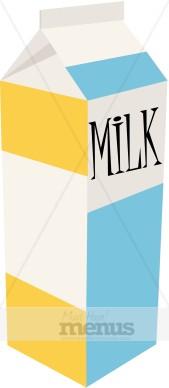 Quart Of Milk Clipart.