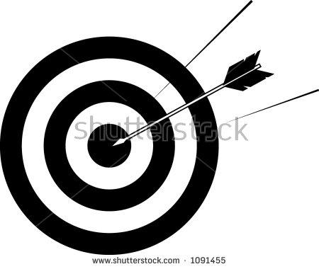 Archery Arrow Stock Photos, Royalty.