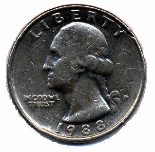 Quarter Clip Art Free.
