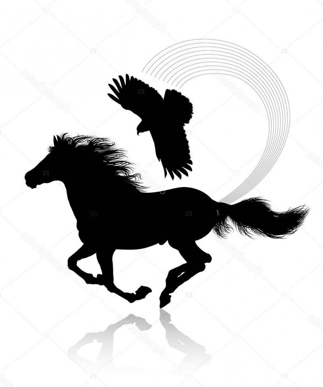 Horse Vector Clipart American Quarter Horse Clip A Skdzl.