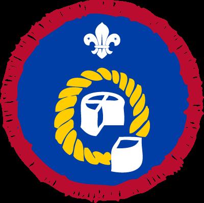 Quartermaster Activity Badge.
