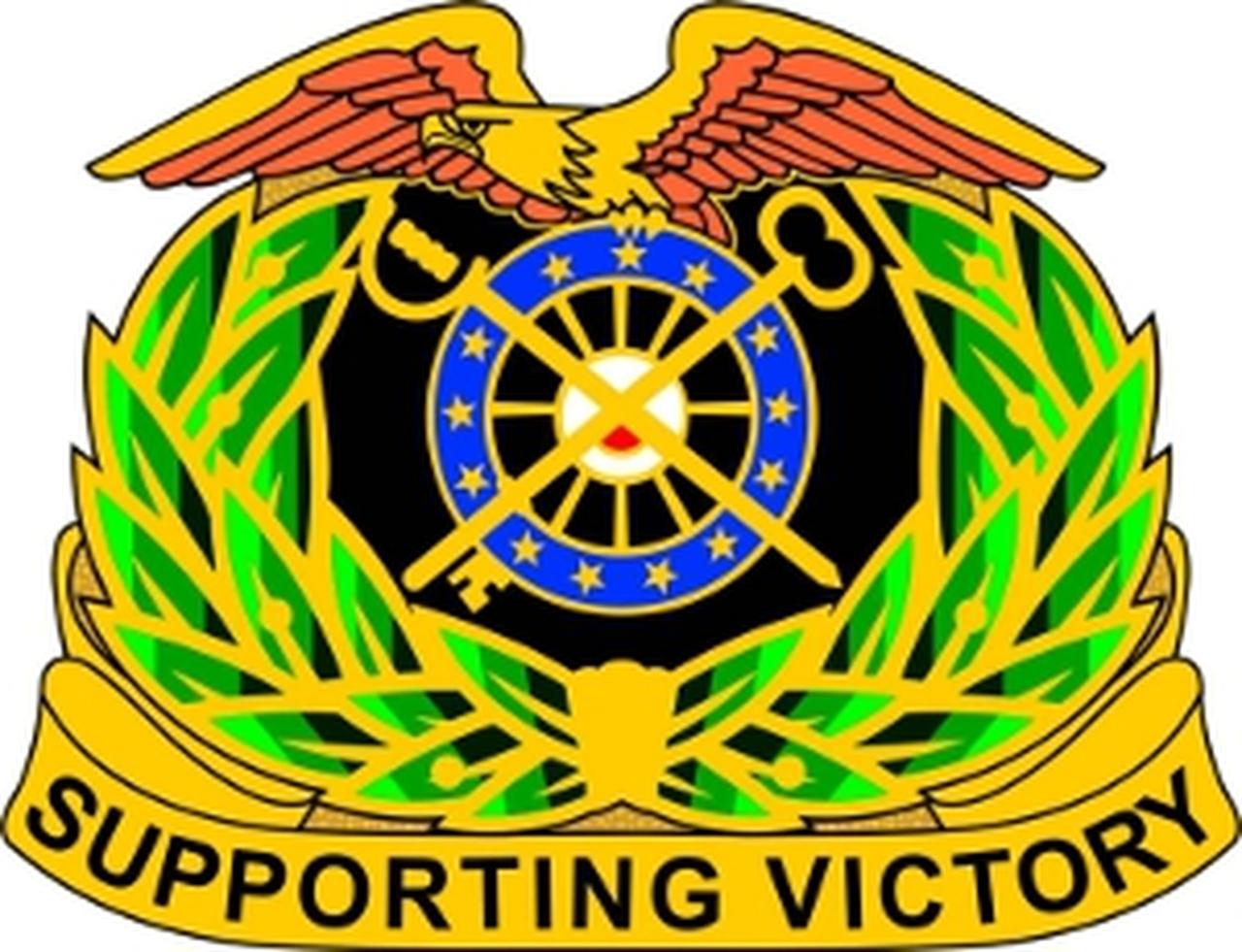 USA Army Quartermaster Corps Insignia.