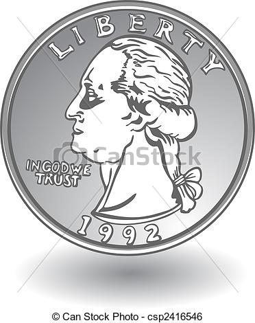 Quarters Illustrations and Clip Art. 5,107 Quarters royalty free.