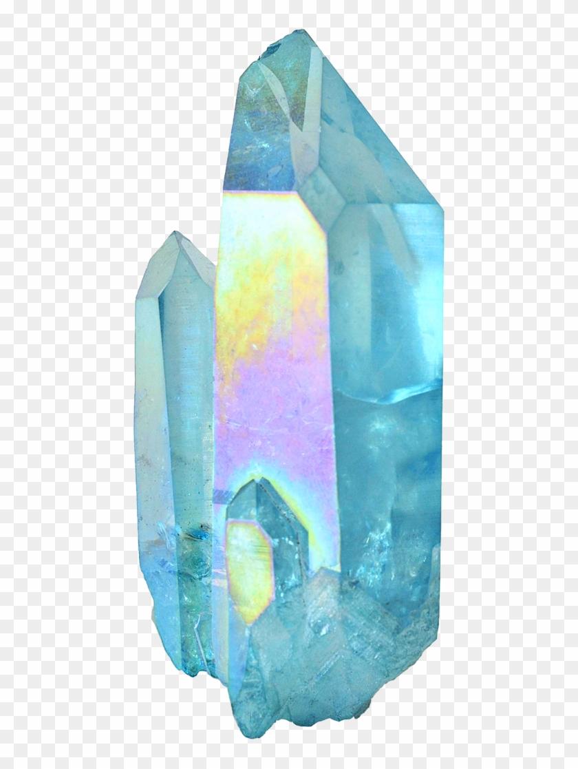 Quartz Crystal Png Transparent Image.