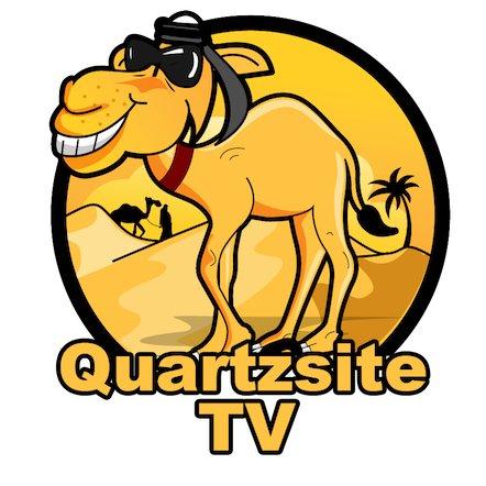 Quartzsite TV (@QuartzsiteTV).