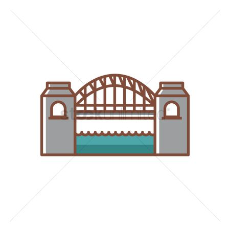 Free Quays Stock Vectors.
