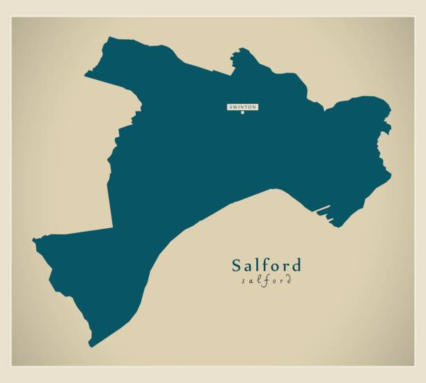 Salford Quays Clip Art, Vector Images & Illustrations.
