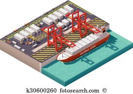 Quayside Clipart Vector Graphics. 52 quayside EPS clip art vector.