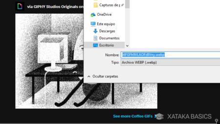 Así es Webp, el formato que pesa un 64% menos que un GIF.