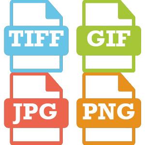 Tipos de archivos de imágenes. ¿Qué formato utilizar.