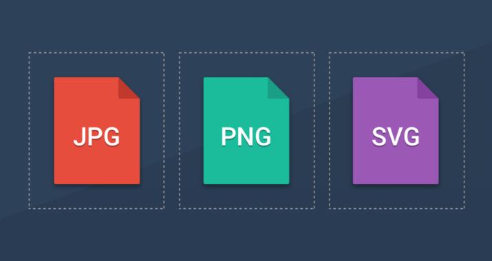 Cómo y por qué convertir tus imágenes de JPG y PNG a SVG.