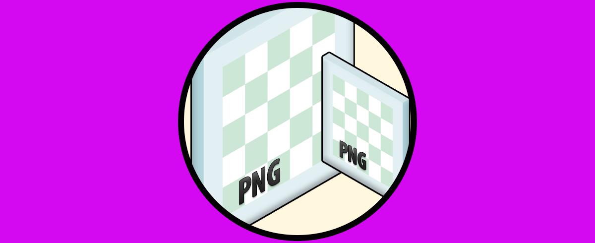 Editores online gratis de archivos PNG con transparencia.
