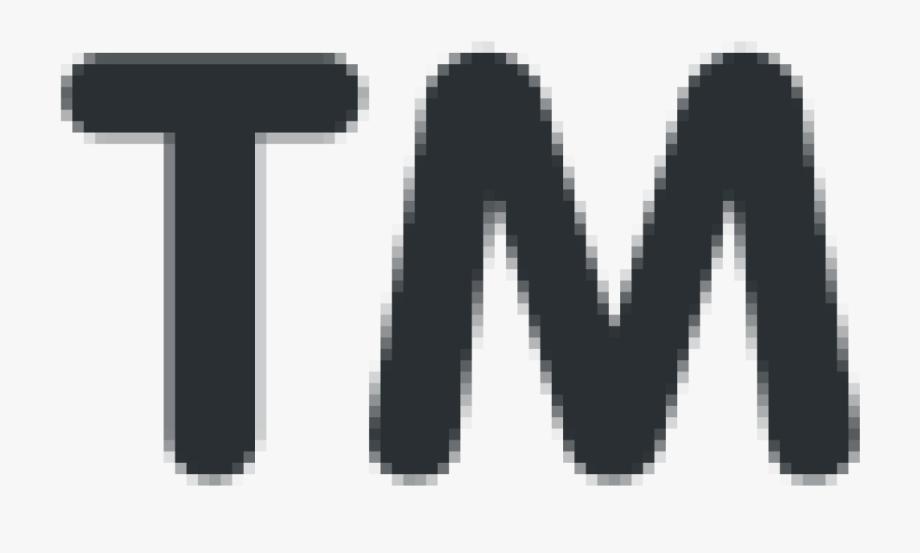 O Que Significa Tm , Transparent Cartoon, Free Cliparts.