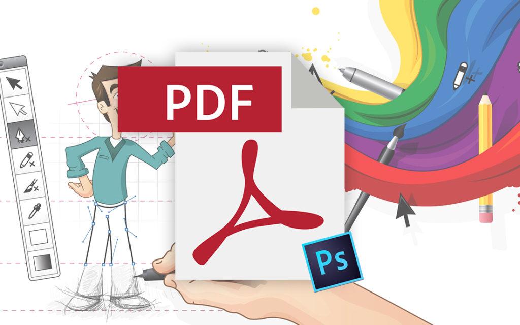 Cómo Crear PDF de Varias Páginas en Photoshop CS3, CS4, CS5.