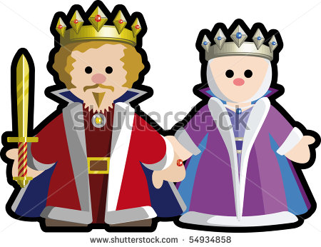 70+ King And Queen Clipart.
