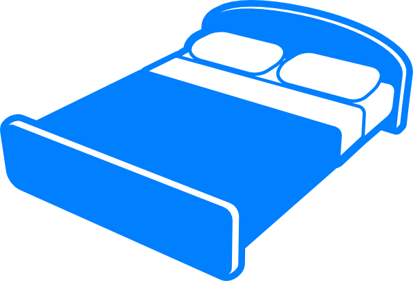 Bed clipart queen bed, Bed queen bed Transparent FREE for.