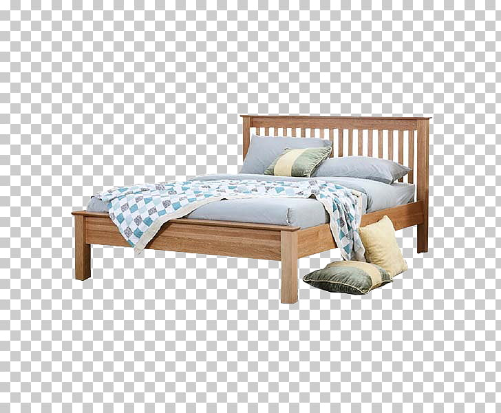 Bed Furniture Computer file, Simple pull creative Queen Free.