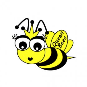 Queen Bee Images, Queen Bee PNG, Free download, Clipart.