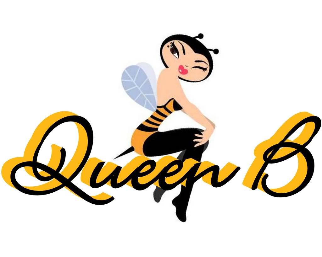Free Queen Bee Clipart Image.