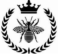Queen Bee Clip Art.