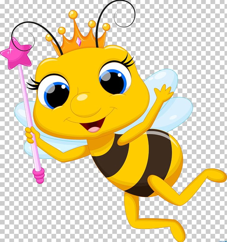 Queen Bee PNG, Clipart, Animals, Art, Bee, Cartoon, Clip Art.