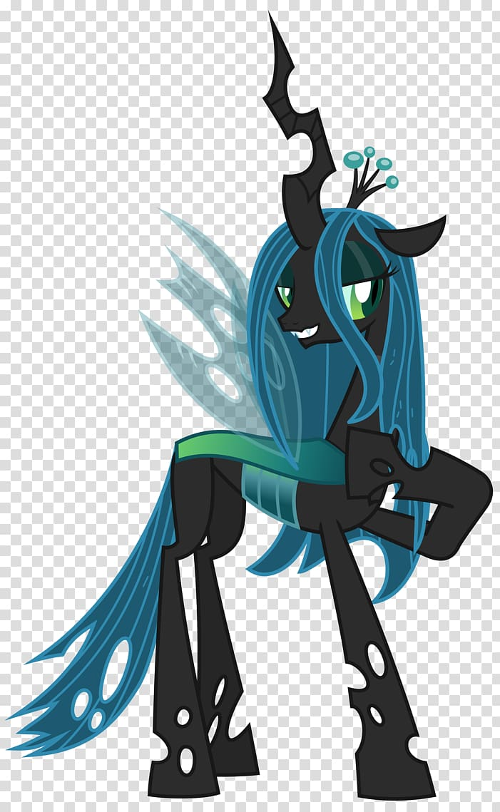 Pony Shining Armor Queen Novo Queen Chrysalis, others.