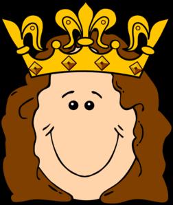 Cartoon Queen Crown Clip Art at Clker.com.